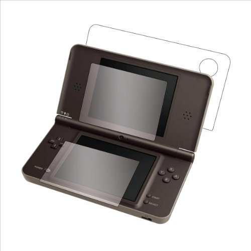 (2-Pack) StealthShields Full Body Screen Protector for Nintendo DSi XL (Ultra Clear)