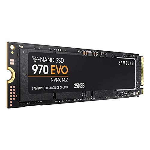 Samsung 970 EVO NVMe Series 250GB M.2 PCI-Express 3.0 x 4 Solid State Drive (V-NAND) by Samsung (Image #3)