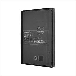 Moleskine Limited Collection Notebook Leather Large Ruled Soft Open Box Black 5 X 8 25 Edition Limitee Moleskine 8053853605979 Amazon Com Books
