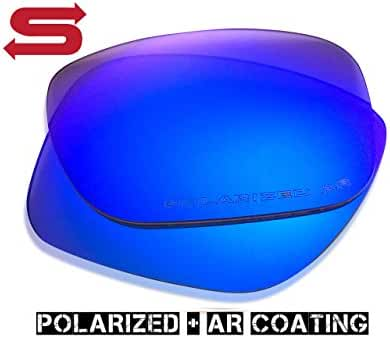 ROYAL BLUE Oakley Holbrook Lenses POLARIZED by Lens Swap. GREAT QUALITY & FITS PERFECTLY. Oakley Holbrook Replacement Lenses.