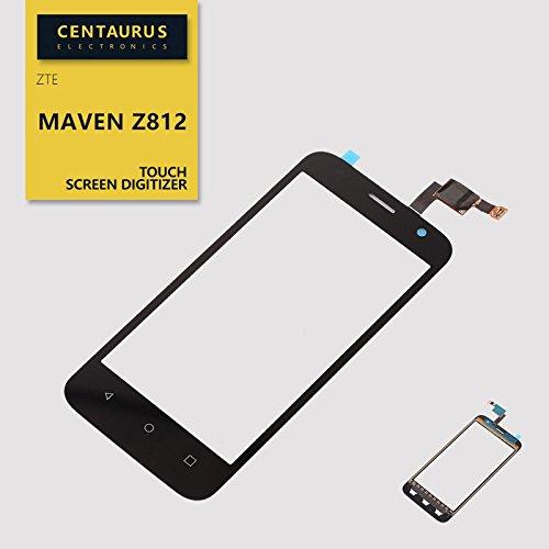 New Touch Screen Digitizer For ZTE Maven Z812 LTE Black USA