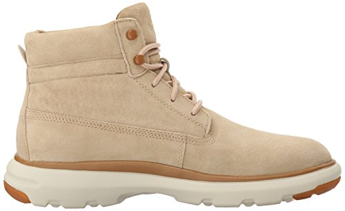 Chenille Hommes Awe Botte Chaud Sable