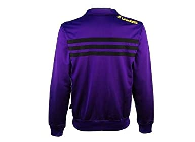 adidas NBA Los Angeles Lakers Track Top Chaqueta en Color ...