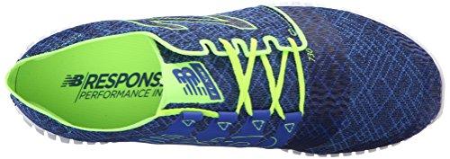 New Balance Men's 730v2 Running Shoe, Pacific/Toxic, 10 4E US Pacific/Toxic