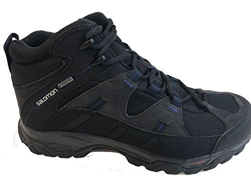 Salomon Meadow GTX Shoes Men Black Shoe Size 44 2017 lHq7Pc
