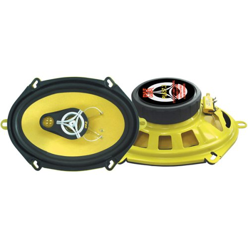 PLG57 3 5 Inch 7 Inch Three Way Speakers