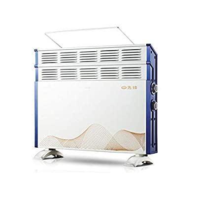 Air Conditioners CJC Electric Heaters Wall Mountable Free Standing Fan 3 Heating Setting Waterproof Drying Multifunction