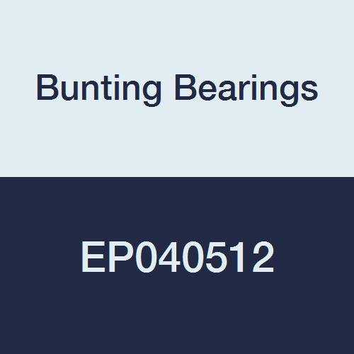 "Bunting Bearings Powdered Metal Sleeve Bearing 1 1//4/"" ID 1 3//4/"" OD 1 3//4/"" Length"