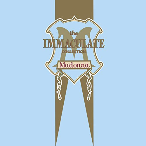 The Immaculate Collection (2LP) cover