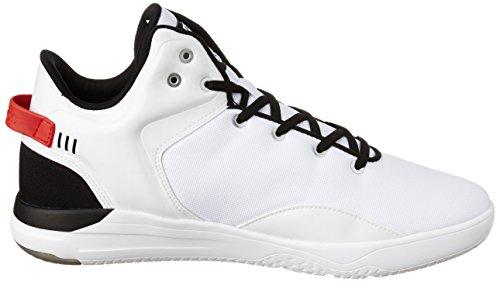 Negbas Estrellas 2 Escarl Cestas ftwbla Blanc Adidas Guerra Cloudfoam 40 Pour Mediados 3 Reactivación Homme AwvwqaCIx