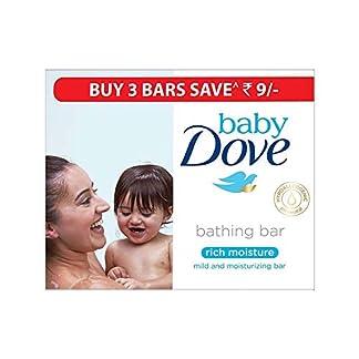 Baby Dove Rich Moisture Soap Bar