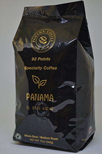 12oz,336g Panama Paso Ancho SHB Whole Beans Coffee