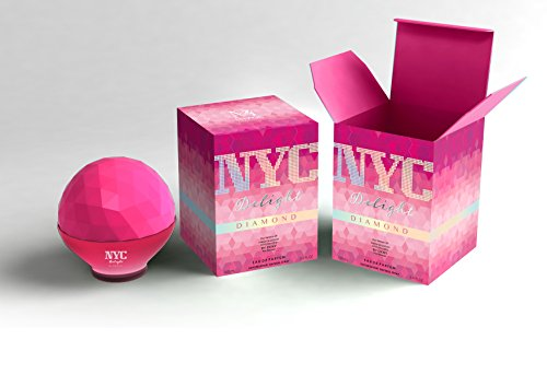 (NYC Delight Diamond by Mirage Brand Fragrances inspired by FRESH BLOSSOM CRYSTALLIZED BY DKNY FOR WOMEN)