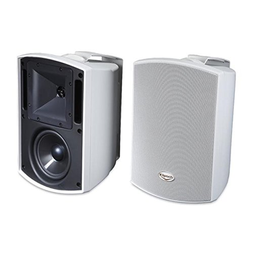 Klipsch 300W Outdoor Speaker (Pair) White AW525WHI