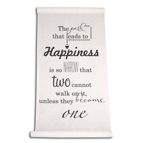 Ivy Lane Design Wedding The Path That Leads to Happiness Aisle Runner