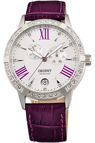 7a333a053ac Orient Contemporary Watch FET0Y004W0 – Leather Ladies Automatic Analogue