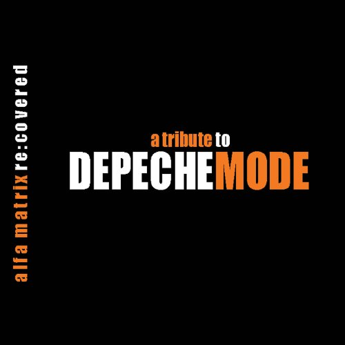 Black Celebration  White Edit   Depeche Mode Cover