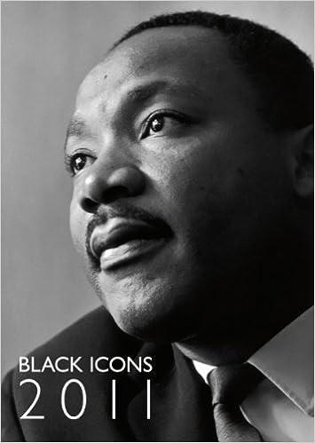 black icons 2011 calendar