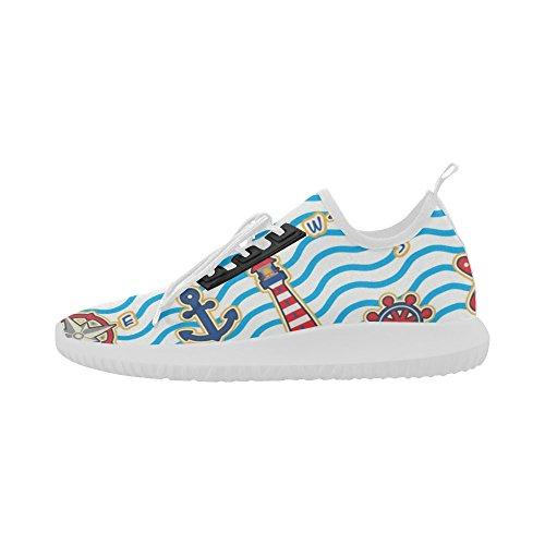 D-story Anchor Bussola Ultra Leggera Scarpe Da Ginnastica Mens Boost Sneakers