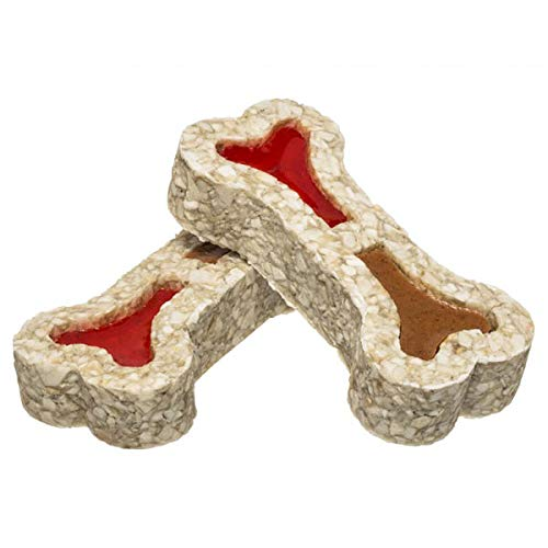 MPP Dog Treats Filled Rawhide Bones Peanut Butter Jelly or Ham and Cheese Bulk Packs
