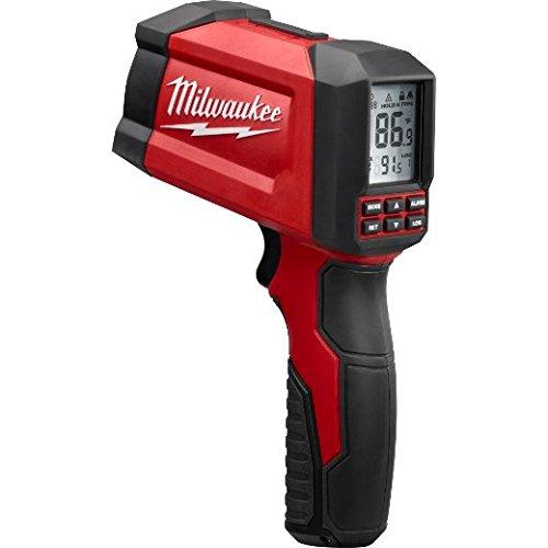 Milwaukee 2269-20 30:1 Infrared/Contact Temp-Gun