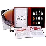Le Nez du Vin - Red Wine - 12 aromas