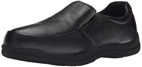 Image of Propet Men's Cruz II Casual Walking, Black, 13 5E US