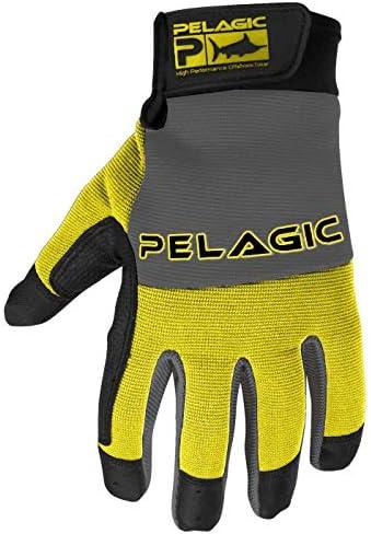 Pelagicエンドゲーム釣り手袋| heavy-duty Kevlar Lined | Sureグリップデザイン