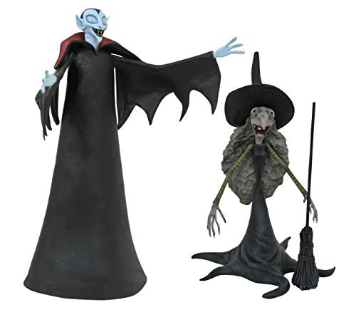 DIAMOND SELECT TOYS The Nightmare Before Christmas: Small