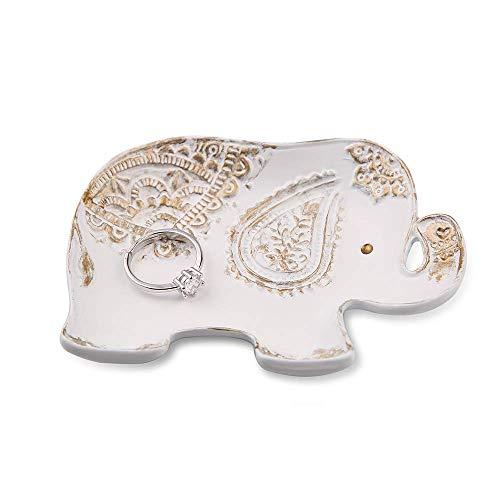 Jewelry Tray Elephant Shape