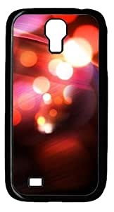 Cool Painting Abstract Red Bokeh Polycarbonate Hard Case Cover for Samsung Galaxy S4/I9500