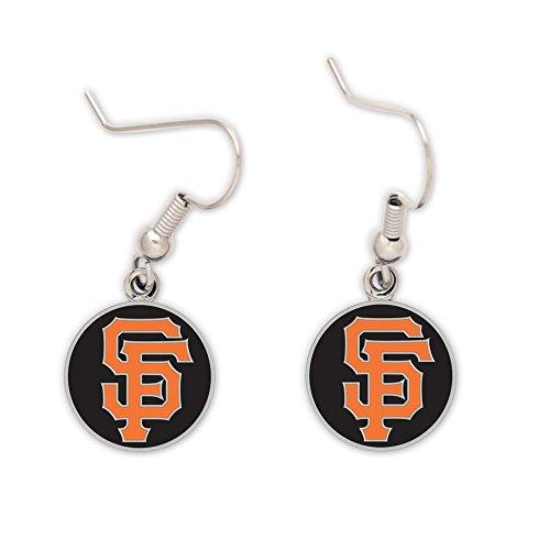 (WinCraft MLB San Francisco Giants 49879010 Earrings Jewelry Card)