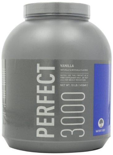 Meilleur Parfait 3000, Vanille, 10-Pound Tubs de la nature