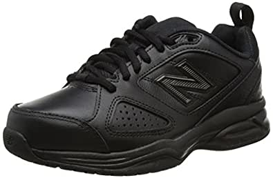 New Balance Women's 624 Black Sneakers EU 38 / 7.5 US B