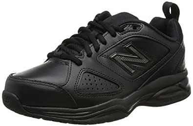 New Balance Women's 624 Black Sneakers EU 38 / 7.5 US B