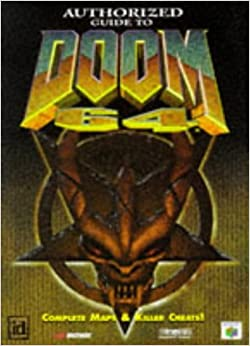 Book Authorized Guide to Doom 64 (Bradygames) (Official Strategy Guides)