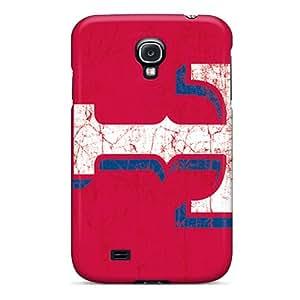 Tkw3634dgfX Case Cover, Fashionable Galaxy S4 Case - Texas Rangers