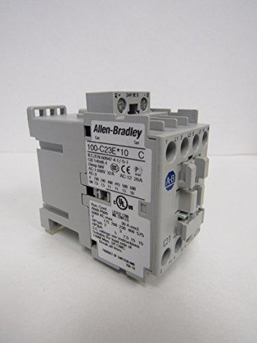 ALLEN-BRADLEY IEC 100-C23EJ10 STANDARD CONTACTOR 23 AMP 24VDC by Allen-Bradley (Image #4)