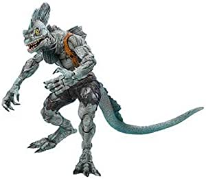 "Spider-Man Classic Series X 6"" Figure: Tail Attack Lizard with Breakaway Lab Table"