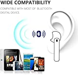 Aopiuuo Bluetooth 5.0 Wireless Earbuds with