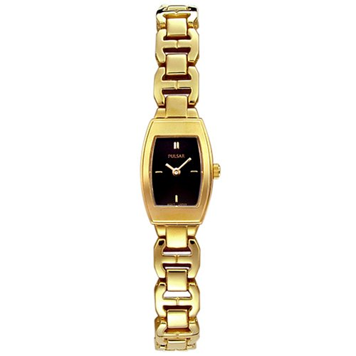 Pulsar Women's PEG446 Double Time Reversible Watch