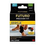 3M Health Care 01037EN Ankle Support, Adjustable, Black (Pack of 12)