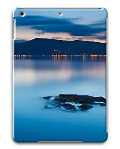 Plain blue water Polycarbonate Case Cover For Apple iPad Air/ iPad 5th Generation
