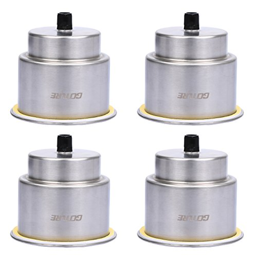 - Shelure Stainless Steel Cup Drink Holder with Drain Marine Boat Rv Camper Rod 4pcs (4pcs)