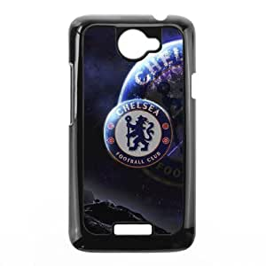 Chelsea team logo series For HTC One X Csaes phone Case THQ140557