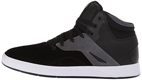 Pictures of DC Men's Frequency HIGH Skate Shoe ADYS100410 Black/White 5