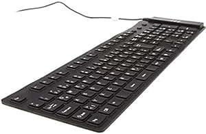 Satzuma Usb Roll Up Keyboard [urk100-uk]