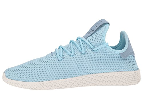 adidas Originals Men's Pharrell Williams Human Race Ice Blue/Ice Blue/Blue 4 D US by adidas Originals (Image #5)