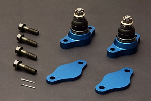Hardrace Front Roll Center Adjuster Offset Camber Function for Honda S2000 -