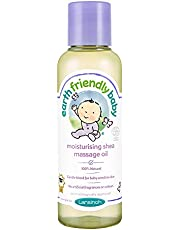 Earth Friendly Baby Hydraterende Shea Butter Massage Oil
